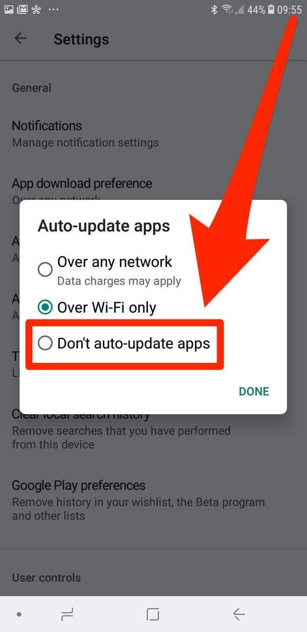 Matikan-notifikasi-auto-update
